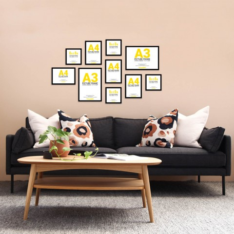Frame Gallery Wall Set