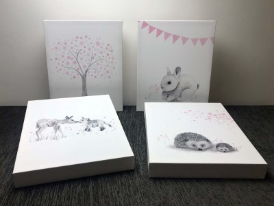 Picking the perfect nursery prints