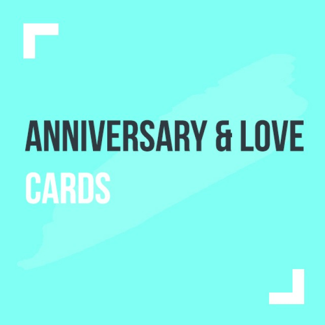 Anniversary and Love Cards