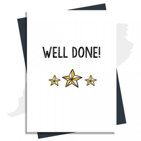 Well Done Stars