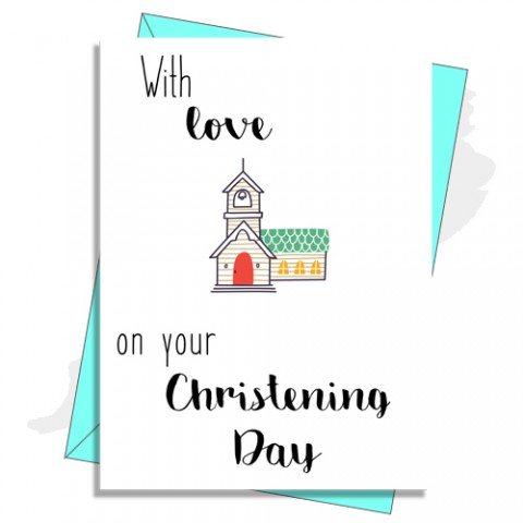 Christening - With Love