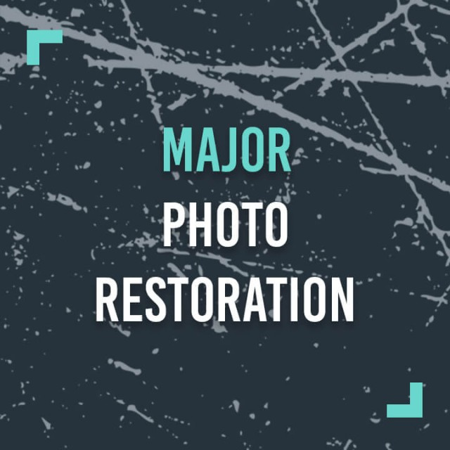 Major Photo Restoration