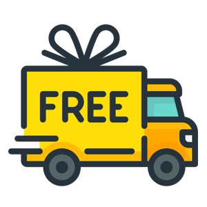 We send all UK Mainland orders on a free next day delivery